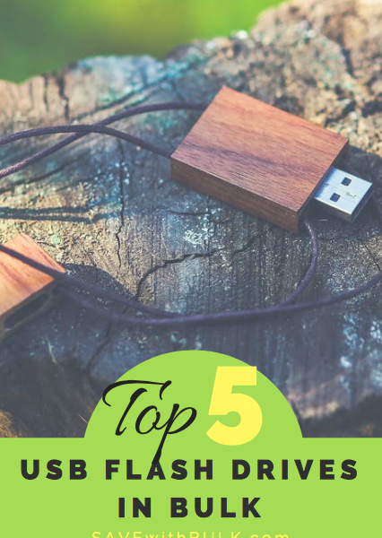 Top 5 Bulk USB Flash Drives Review